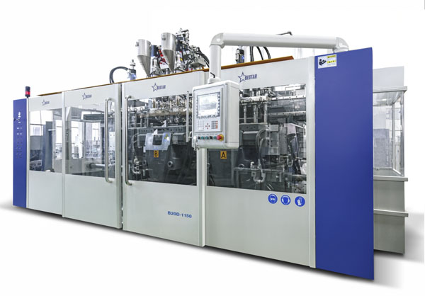 food beverage blow molding machine