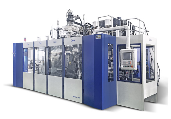 Automatic Hollow Blow Molding Machine