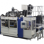 co-extrusion blow molding machine,blow molder