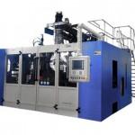 Blow Molding Machine B25D-750 (2 Stations 1 Cavity)