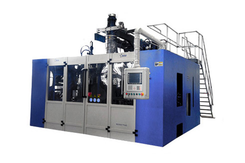Blow Molding Machine B25D-750 (2 Stations 1 Cavity)
