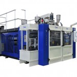 Blow Molding Machine B10D-560 (2 Stations 4 Cavities)