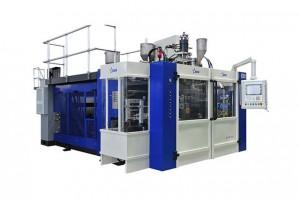 Blow Molding Machine B10D-560 (2 Stations 4 Cavities)
