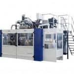 Blow Molding Machine B15D-640(2 Stations 3 Cavities)