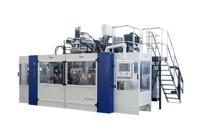 Blow Molding Machine B15D-640(2 Stations 3 Cavities)