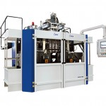 Blow Molding Machine B10D-480 (2 Stations 1 Cavity)