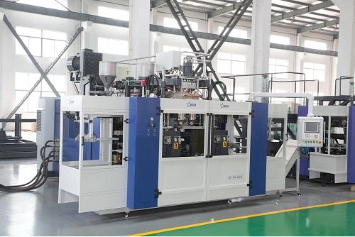 plastic-bottle-extrusion-blow-molding-machine