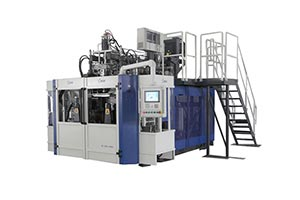 automatic-blow-molding-machine