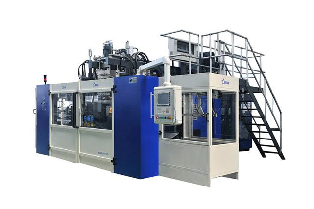 Plastic Blow Molding Machine