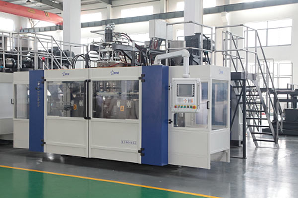 Automatic Blow Moulding Equipment
