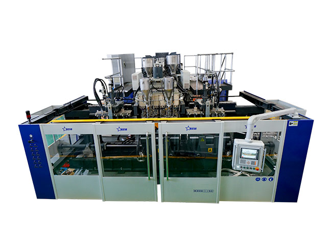 Oil Pot Blow Molding Machine